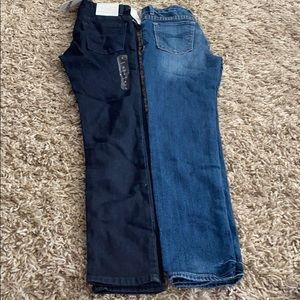 NWT girls jeans from gap size 8 reg